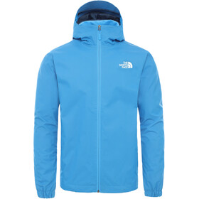 The North Face Quest Jas Heren, clar lake blue dark heather